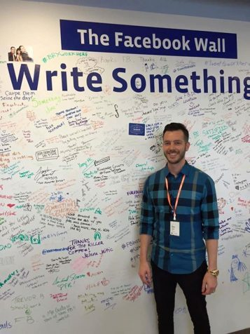 Adrian Morrison Facebook HQ